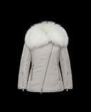 MONCLER CHOISIA - Biker jackets - women