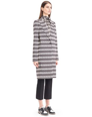 "LANVIN ""BOIS JOLI"" TAILORED COAT Outerwear D d"