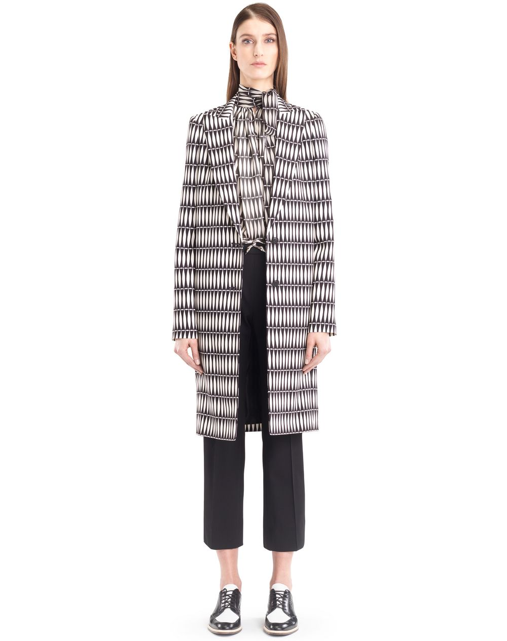 """BOIS JOLI"" TAILORED COAT - Lanvin"