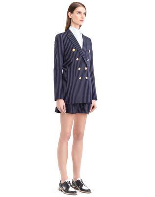LANVIN PINSTRIPE GABARDINE JACKET Jacket D d