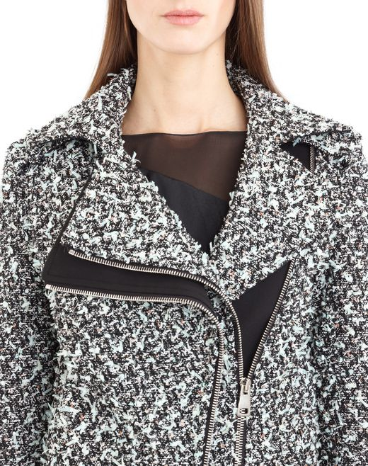 lanvin tweed jacket women