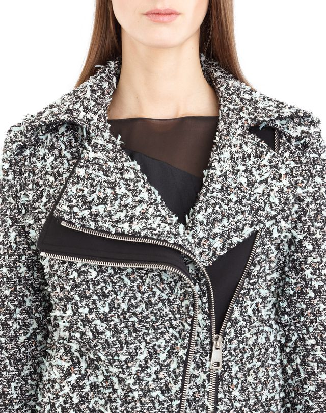 LANVIN TWEED JACKET Jacket D r