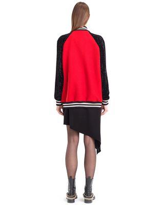 LANVIN WOOL CLOTH TEDDY JACKET Jacket D e