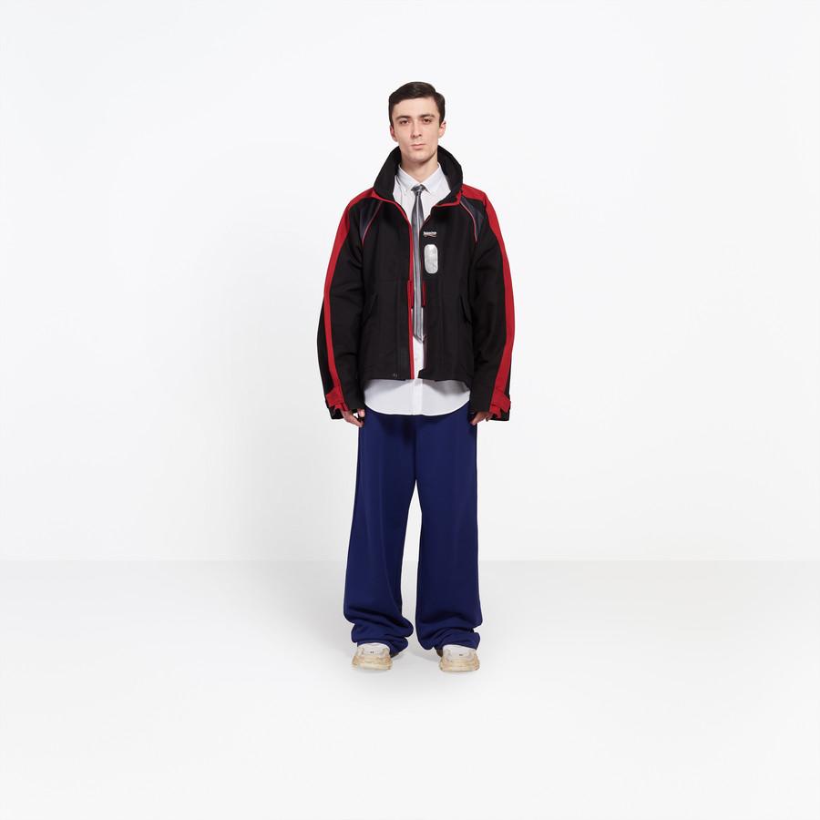 BALENCIAGA C Shape Parka Coats U g