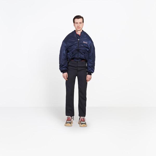 Wobble Bomber Jacket