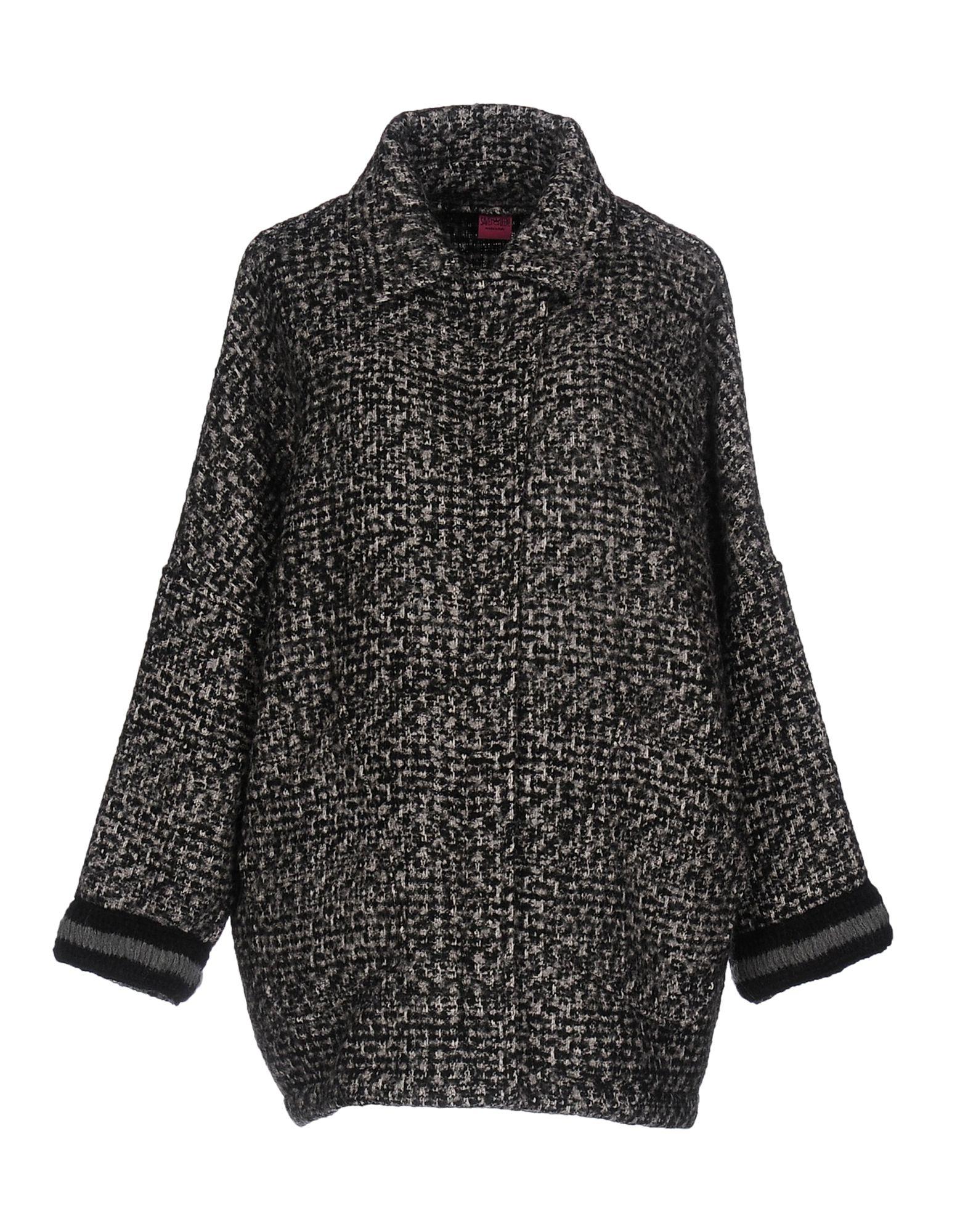 купить SAVE THE QUEEN Пальто по цене 5300 рублей