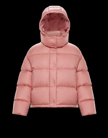 09a7113452f0 Moncler Short Down Jackets Women FW   Official Online Store