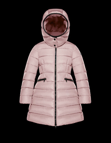 CHARPAL Pink Category Long outerwear Woman