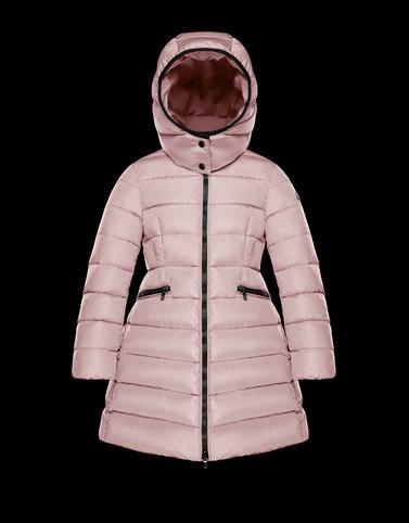 CHARPAL Rosa Kategorie Lange Jacken Damen