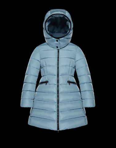 MONCLER CHARPAL - Long outerwear - women
