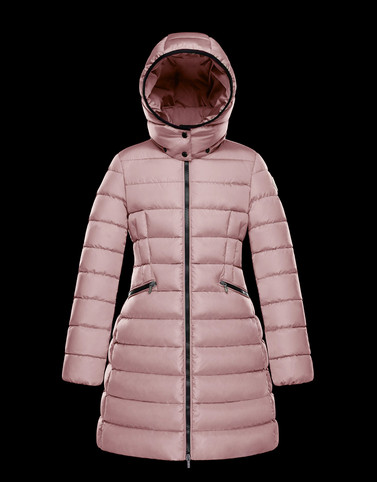 CHARPAL Pink Category Coats Woman