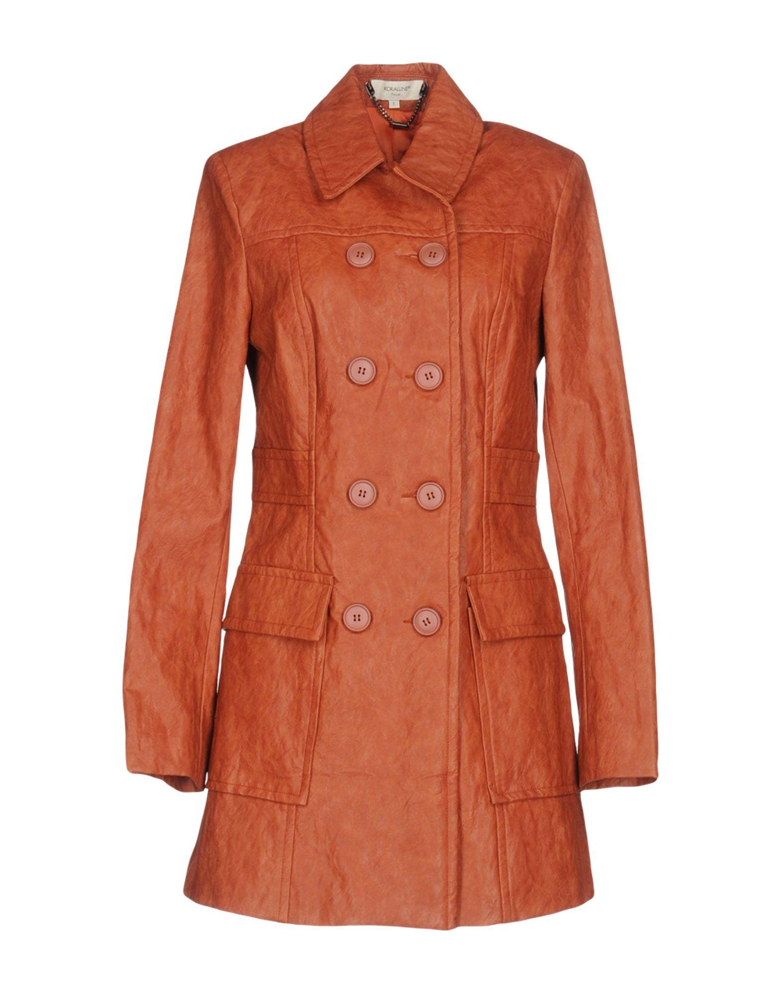 KORALLINE Легкое пальто mresale легкое пальто