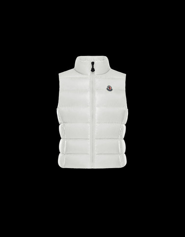 GHANY White Category Vests Woman