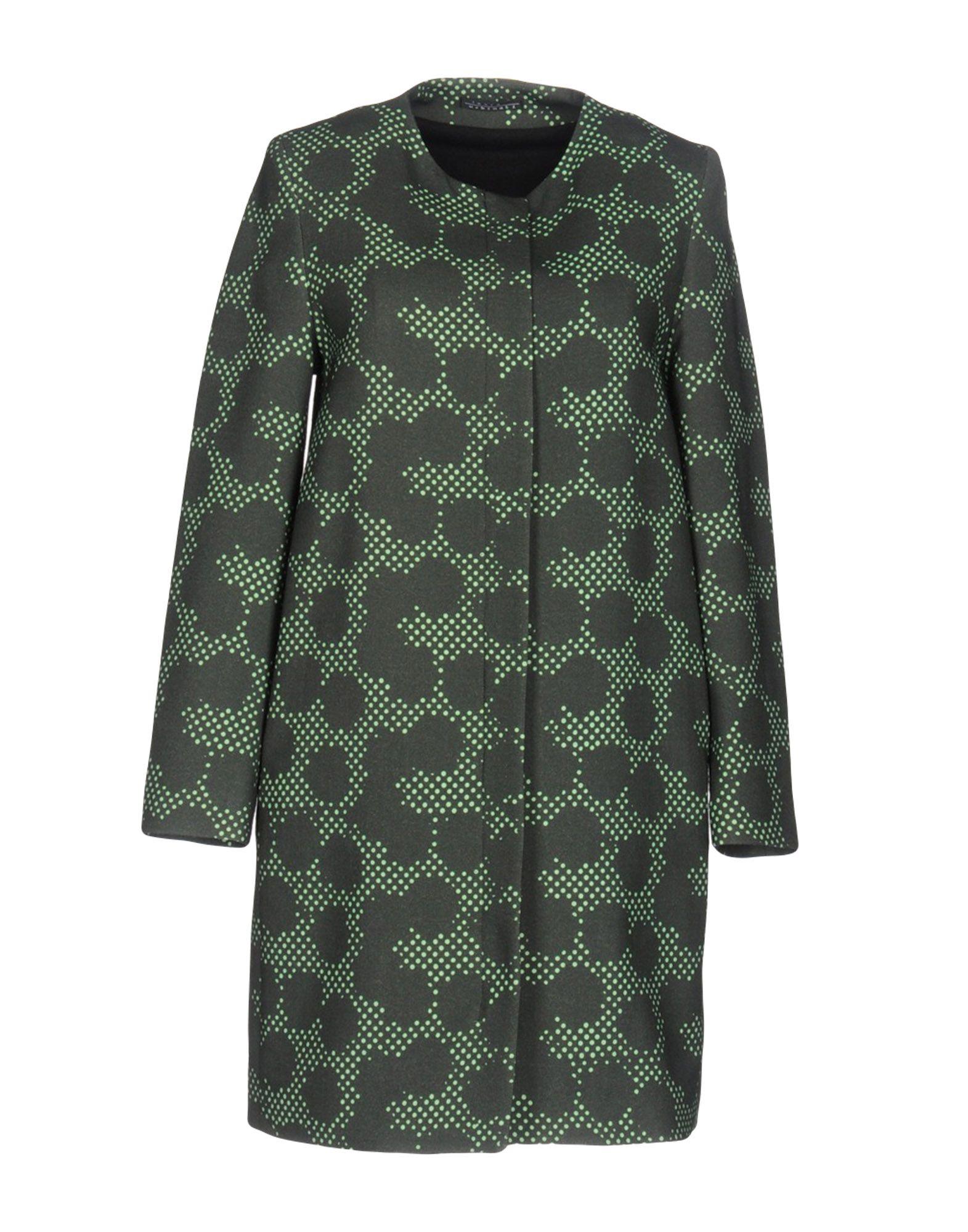 LAURA URBINATI Coat in Green