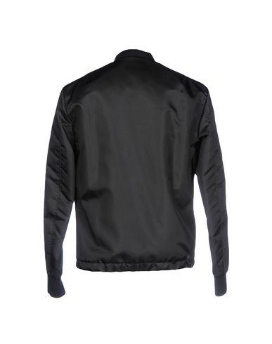 Фото 2 - Мужскую куртку VAR/CITY черного цвета