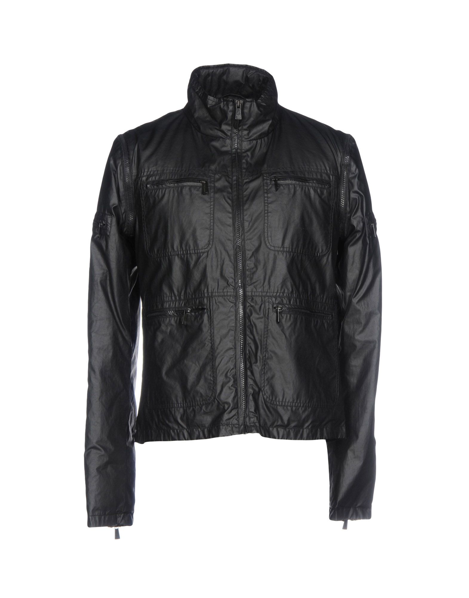 TRUSSARDI JEANS Куртка куртка кожаная trussardi jeans trussardi jeans tr016emoos84