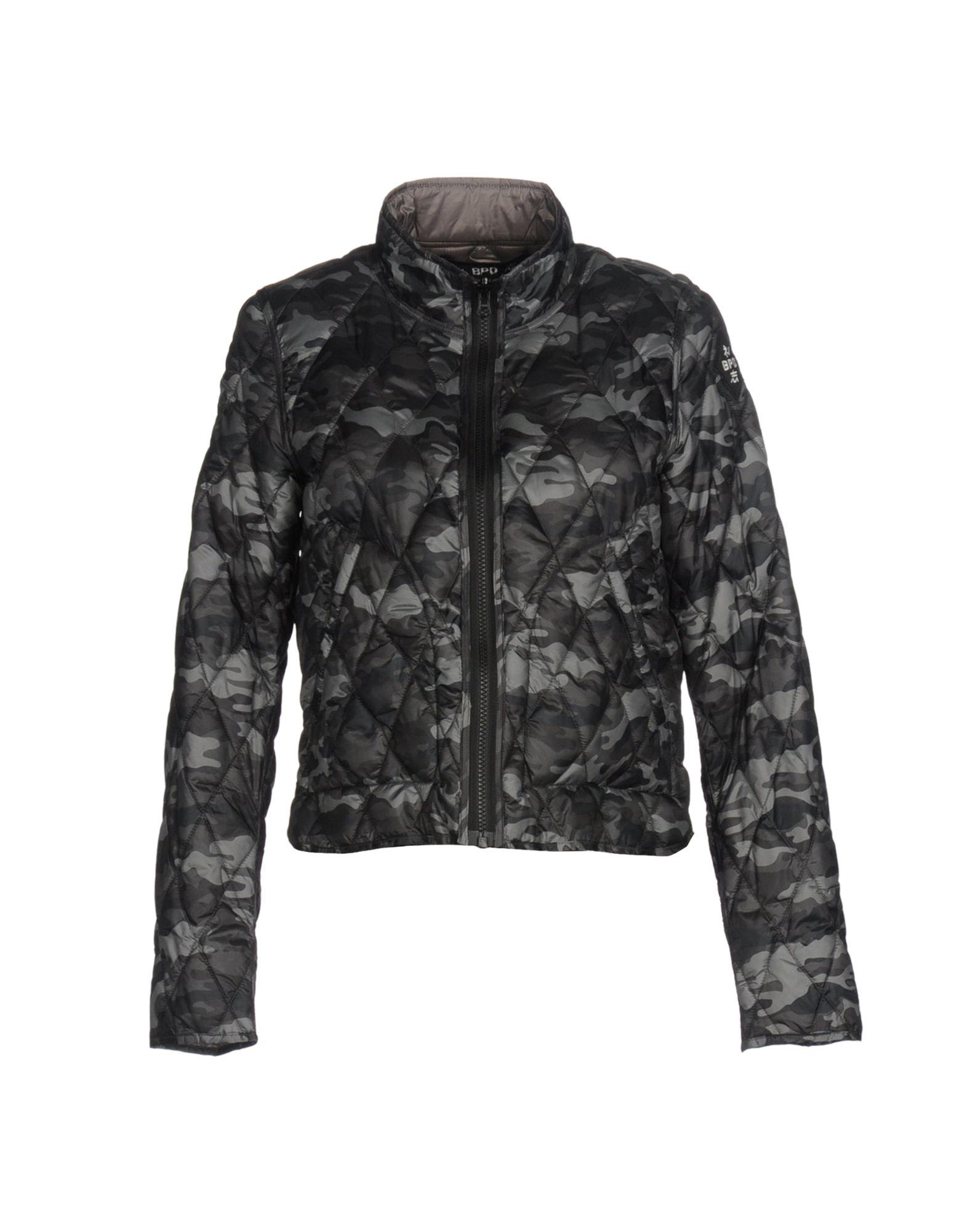 《送料無料》BPD BE PROUD OF THIS DRESS レディース ブルゾン ミリタリーグリーン S ポリエステル 100%