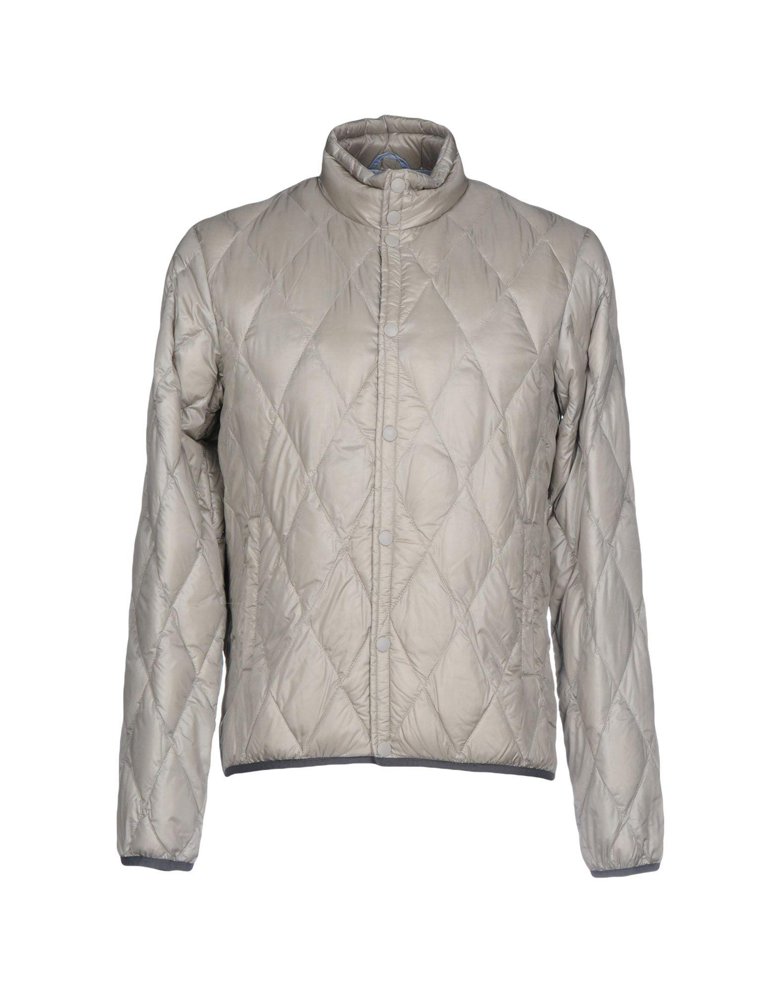 《送料無料》BPD BE PROUD OF THIS DRESS メンズ ダウンジャケット ライトグレー XL ナイロン 100%