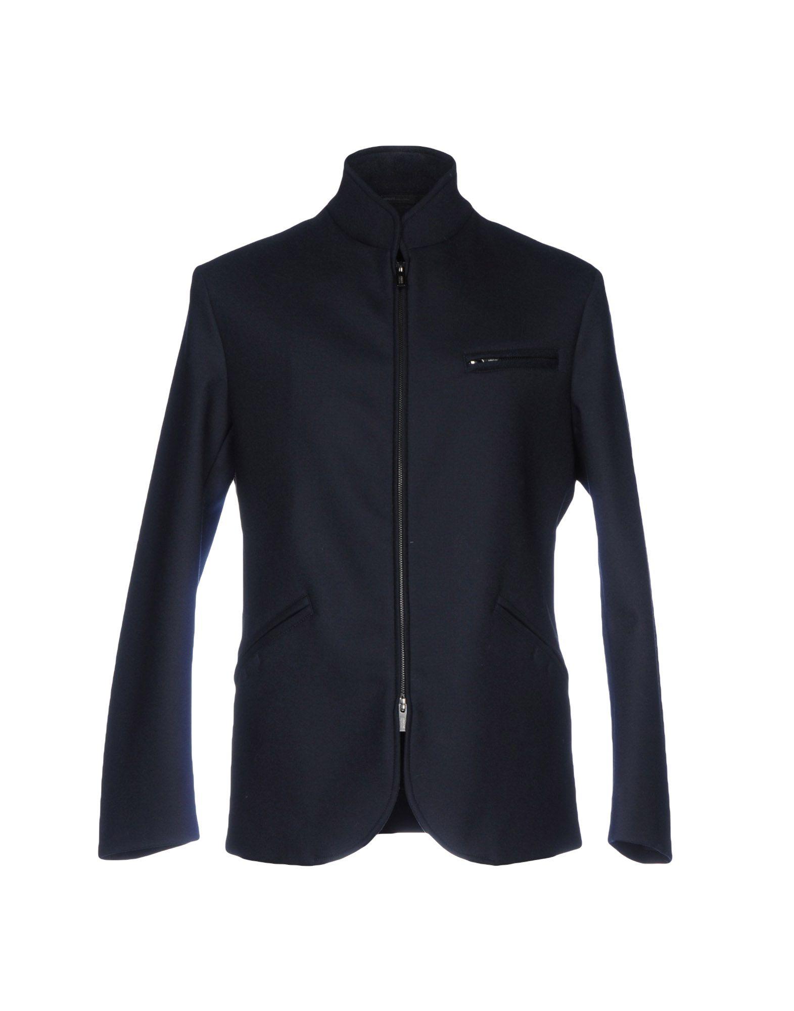 где купить  ARMANI COLLEZIONI Легкое пальто  по лучшей цене