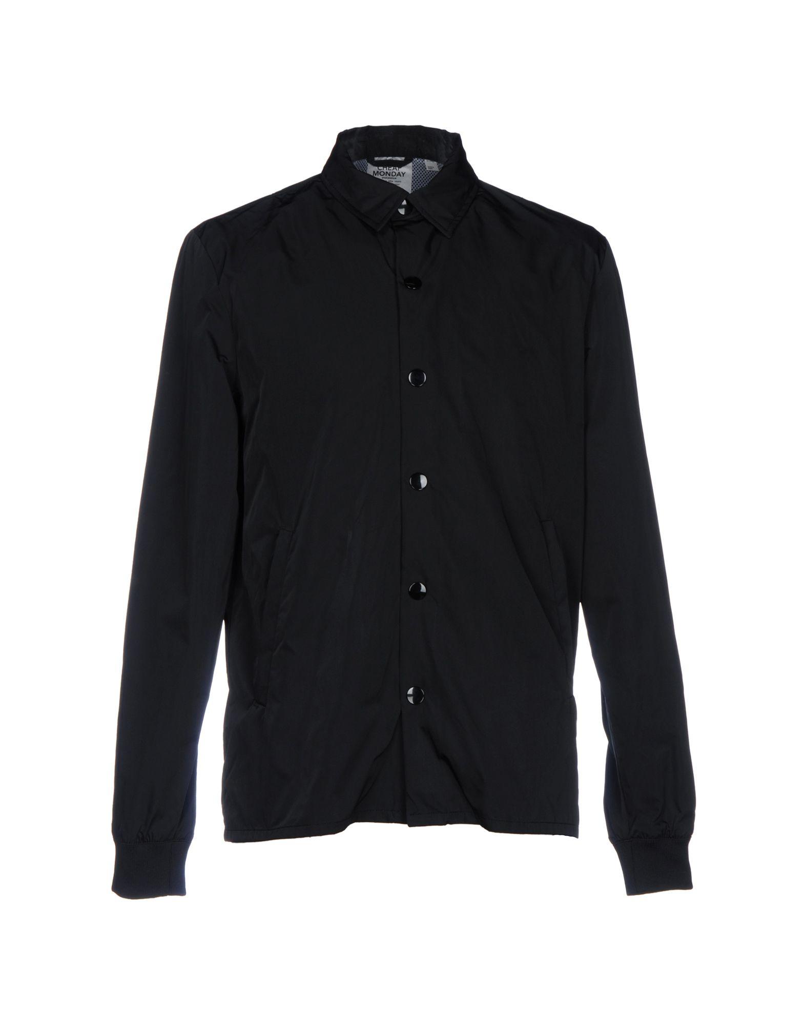 CHEAP MONDAY Куртка cheap monday джинсовая верхняя одежда