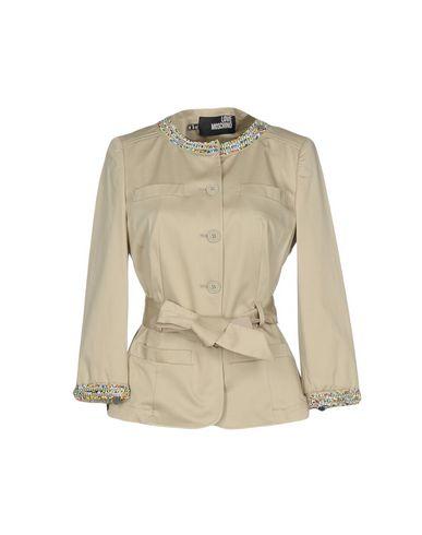 Легкое пальто LOVE MOSCHINO 41730066SQ