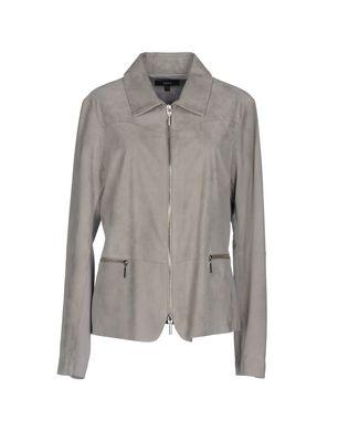 ARMA Damen Jacke Farbe Hellgrau Größe 8 Sale Angebote