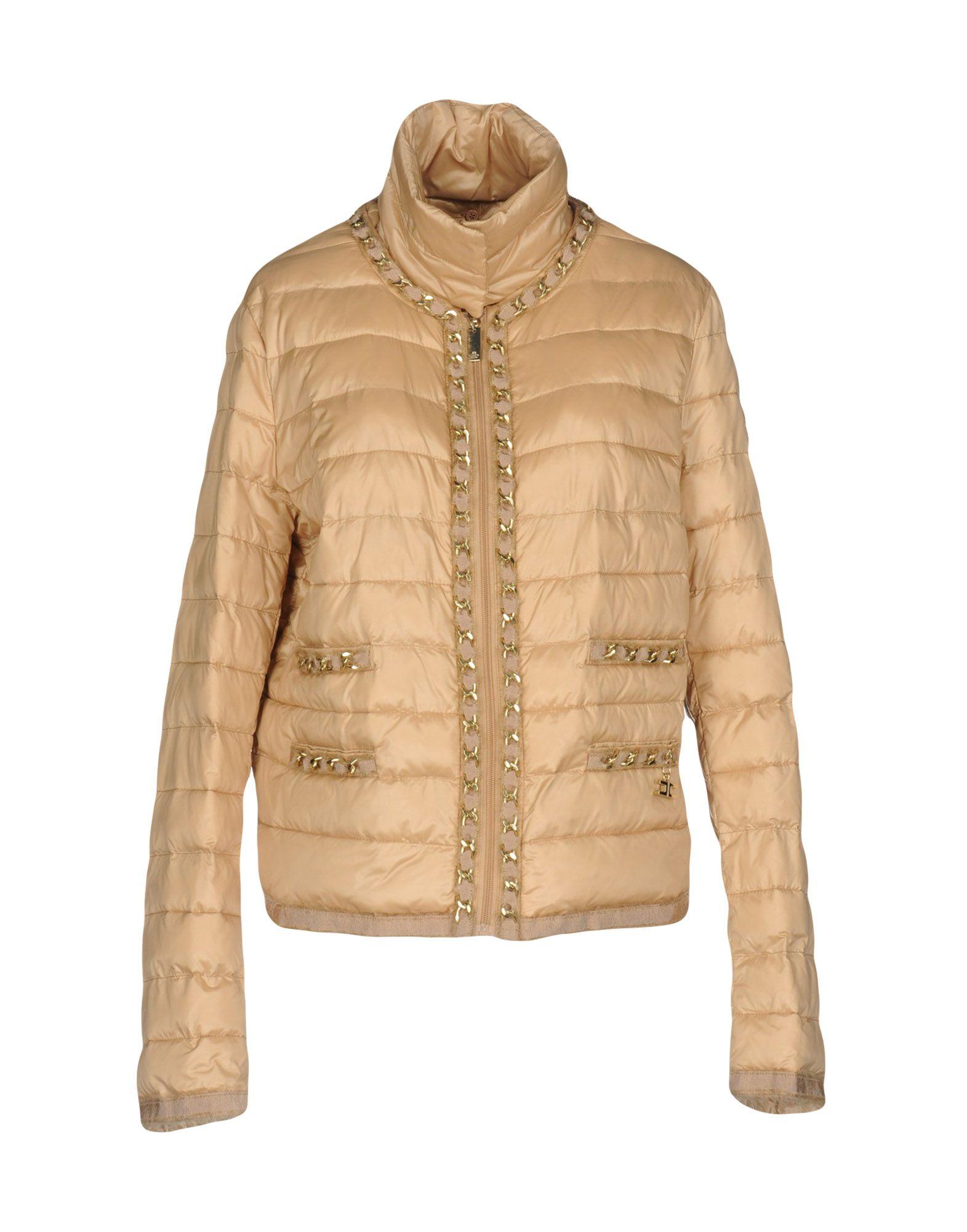 ELISABETTA FRANCHI ICY Куртка фен elchim 8th sense icy silver 03082 32