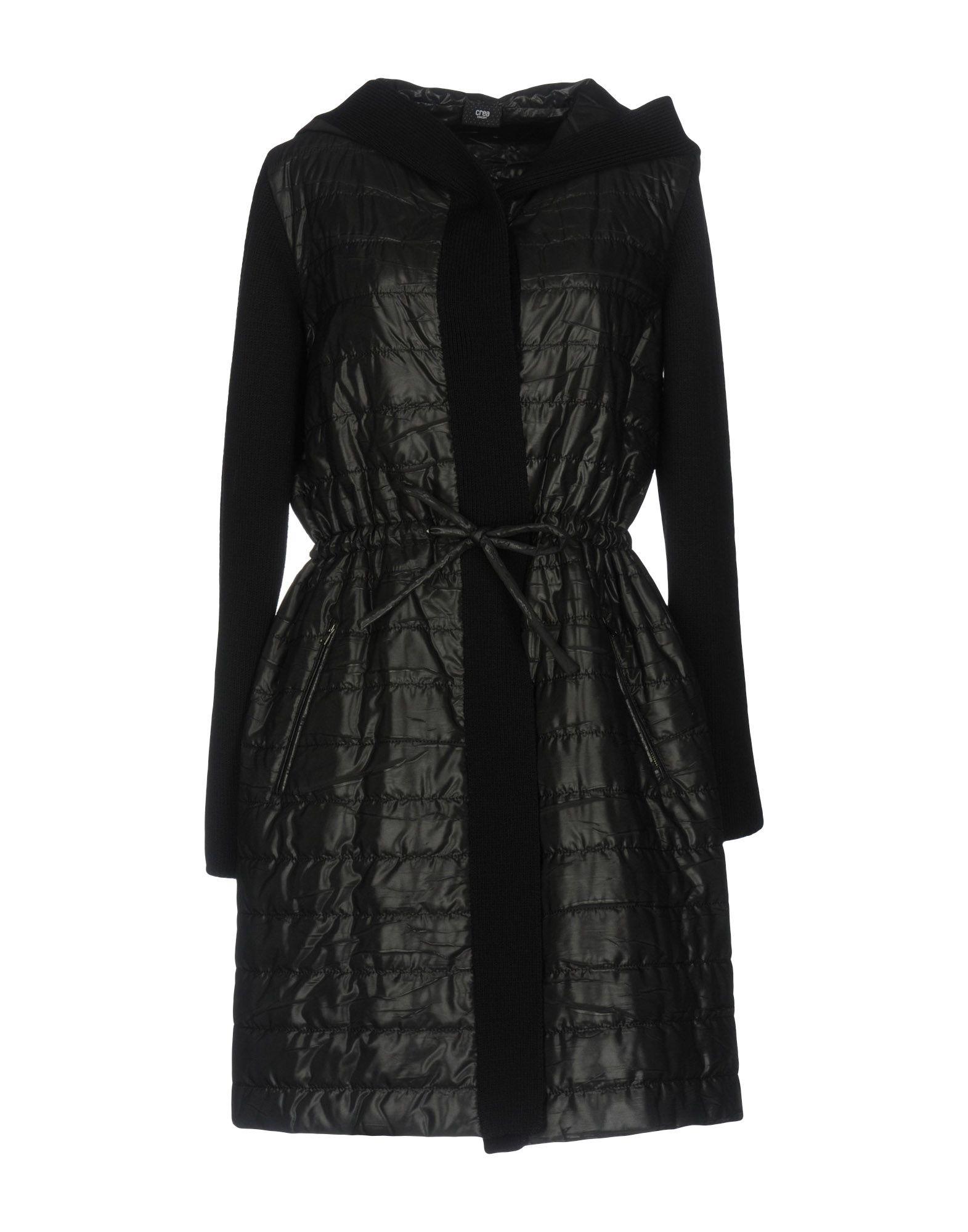 CREA CONCEPT Пальто crea concept легкое пальто