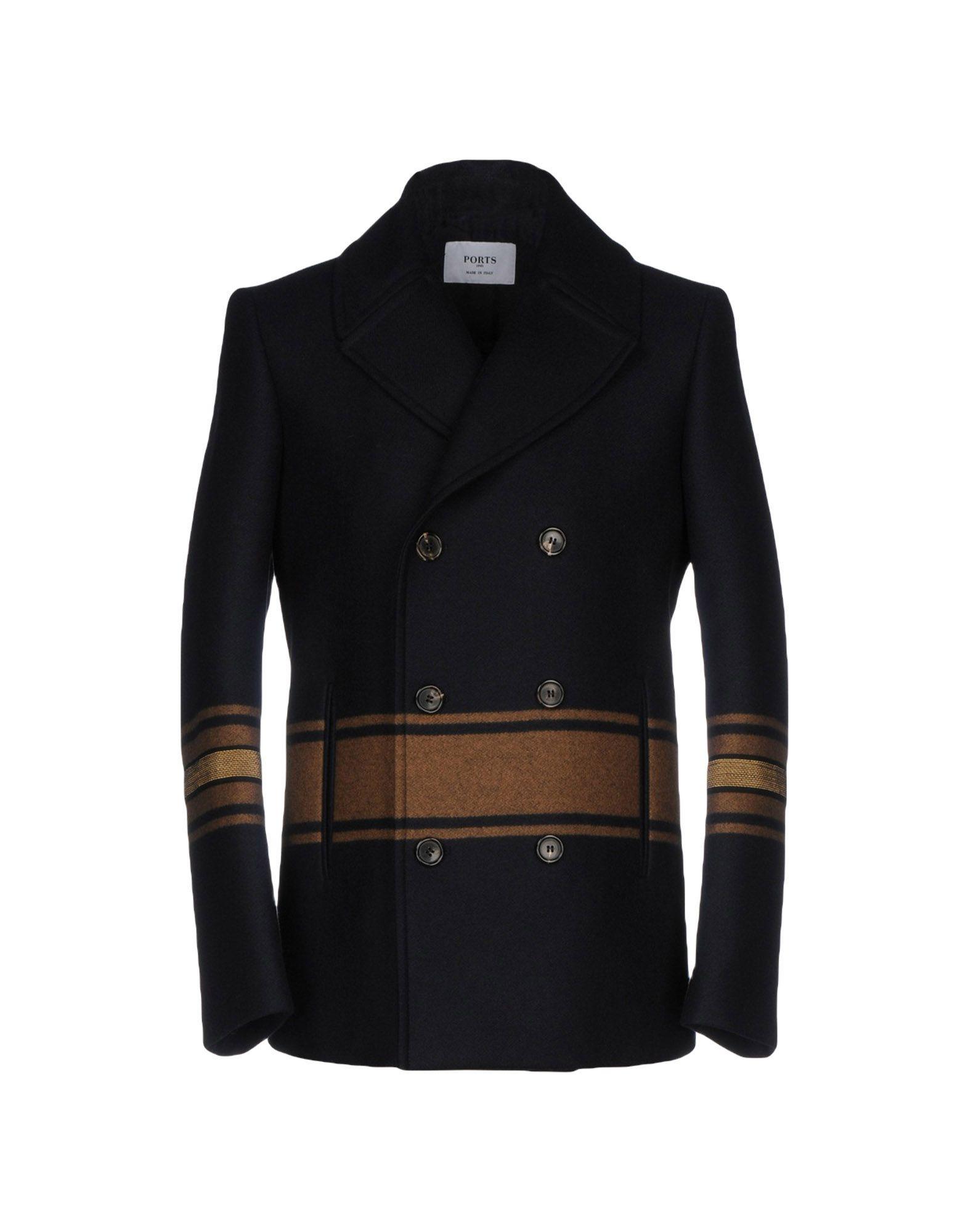 где купить  PORTS 1961 Пальто  по лучшей цене