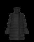 MONCLER LOBELIA - Long outerwear - women