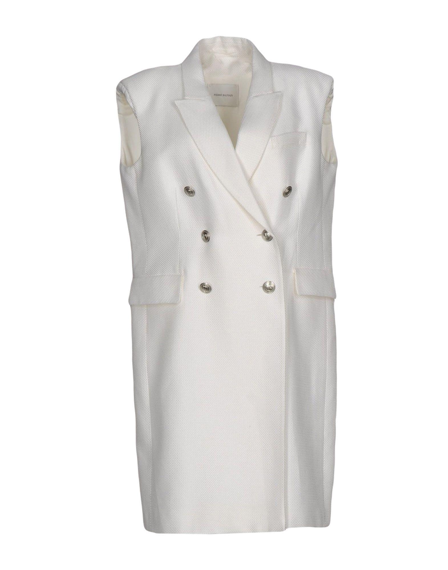 PIERRE BALMAIN Легкое пальто пальто pierre balmain