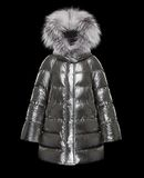 MONCLER GAILLARDIA - Long outerwear - women