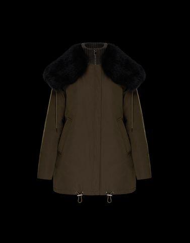 Moncler Coat D AGAPANTHUS