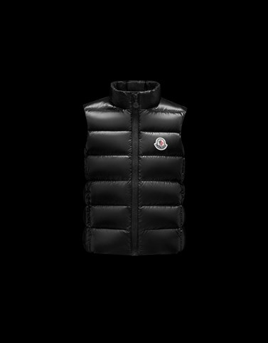 GHANY Black Category Vests Woman