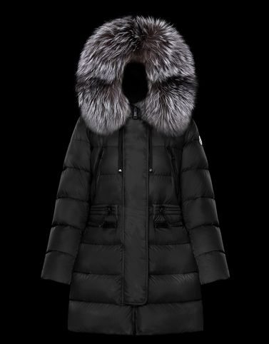 MONCLER APHROTITI - Long outerwear - women