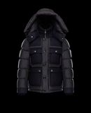 MONCLER RILLIEUX - Overcoats - men
