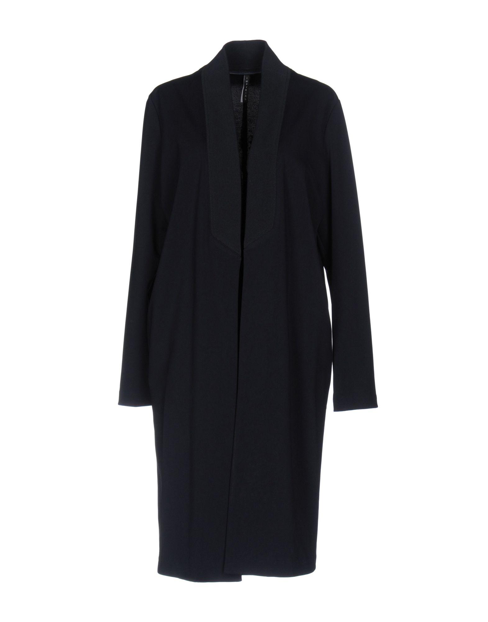 IMPERIAL Легкое пальто imperial джинсовая верхняя одежда
