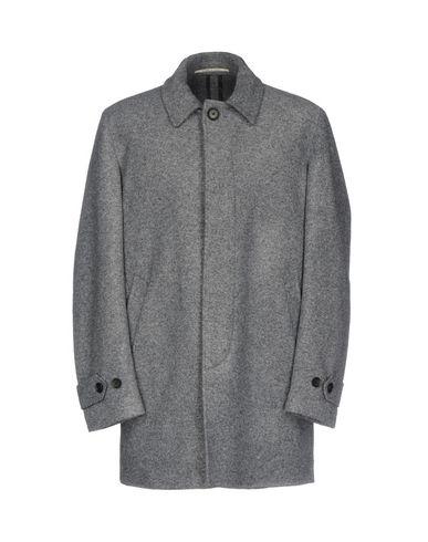 Пальто EXIBIT. Цвет: серый