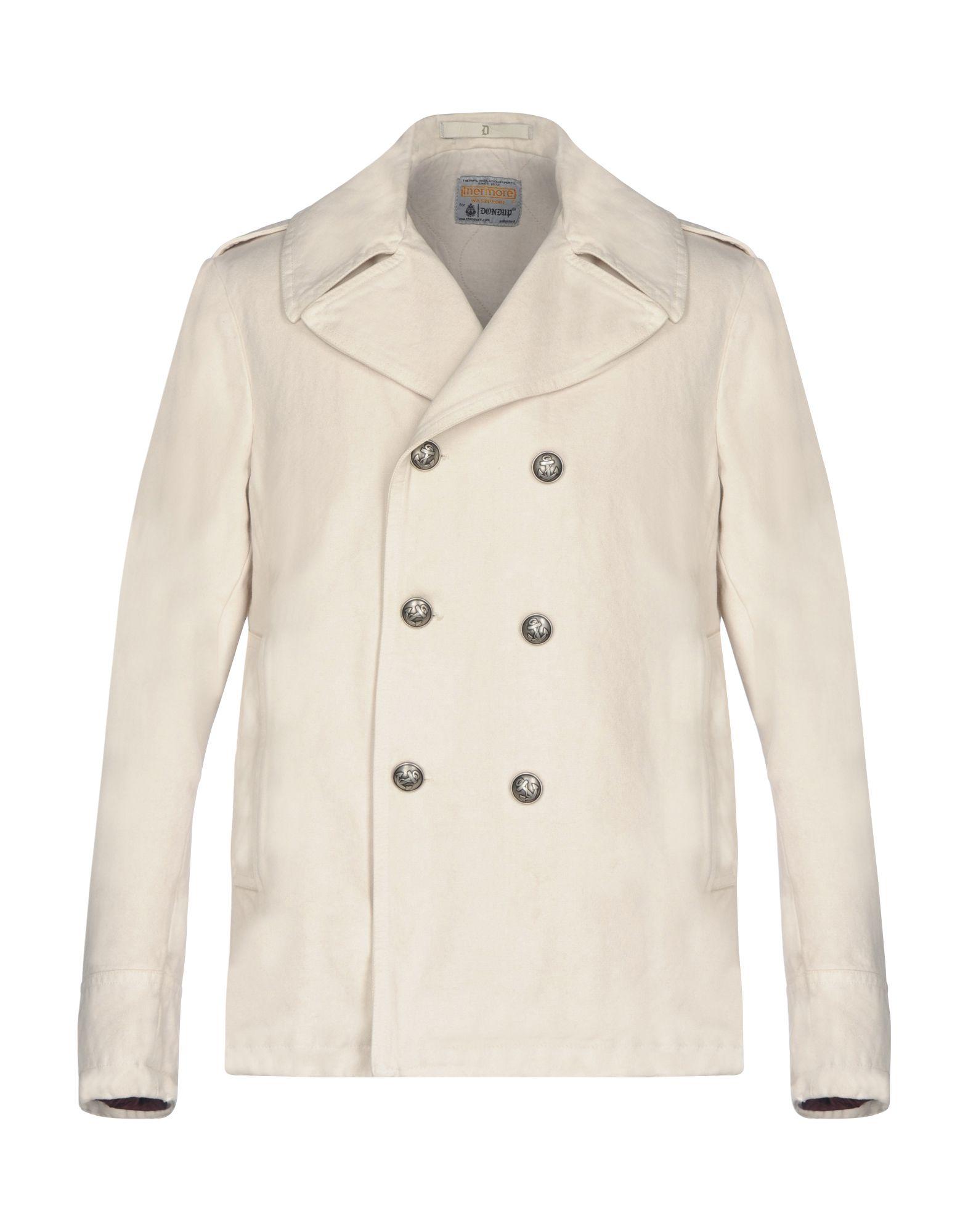 DONDUP Легкое пальто mresale легкое пальто