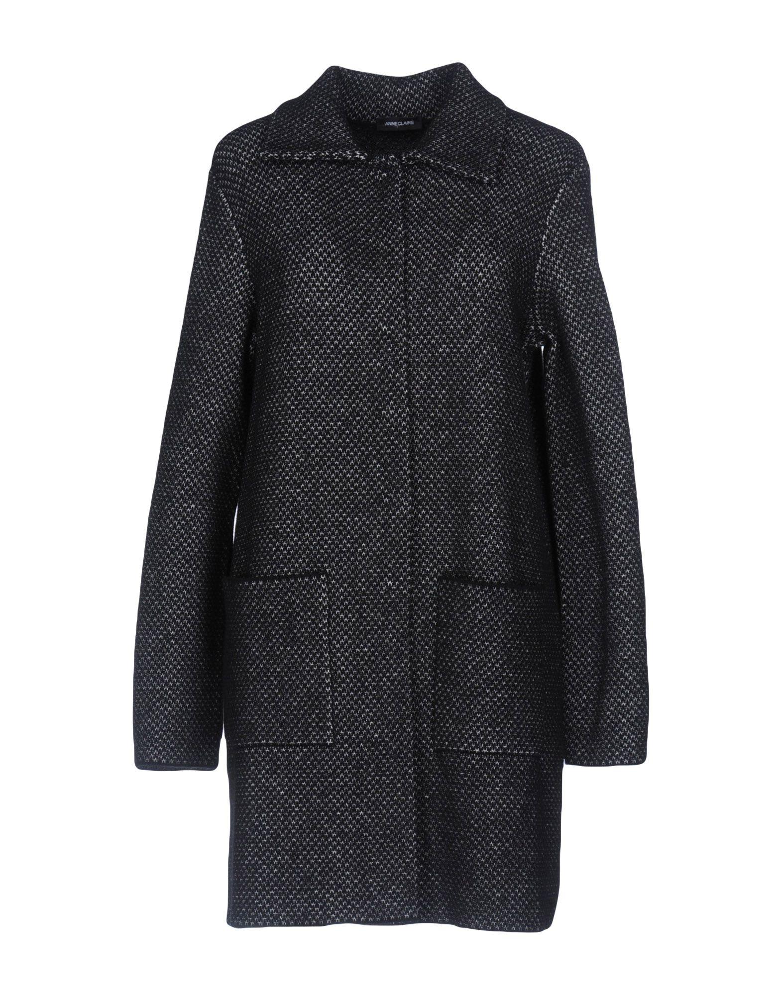 ANNECLAIRE Легкое пальто anneclaire пальто