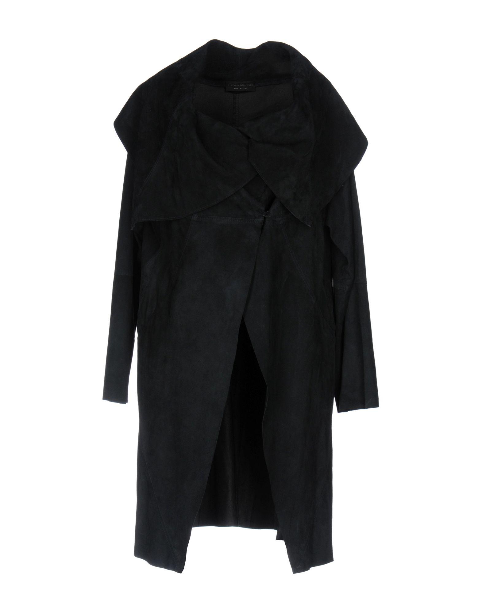 STEFANIA CARRERA Легкое пальто футболка stefania футболка