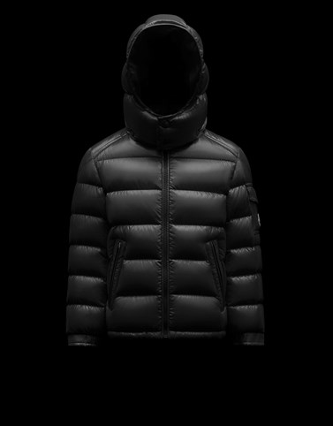 NEW MAYA Black Category Short outerwear Man