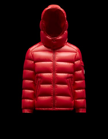 NEW MAYA Red Category Short outerwear Man