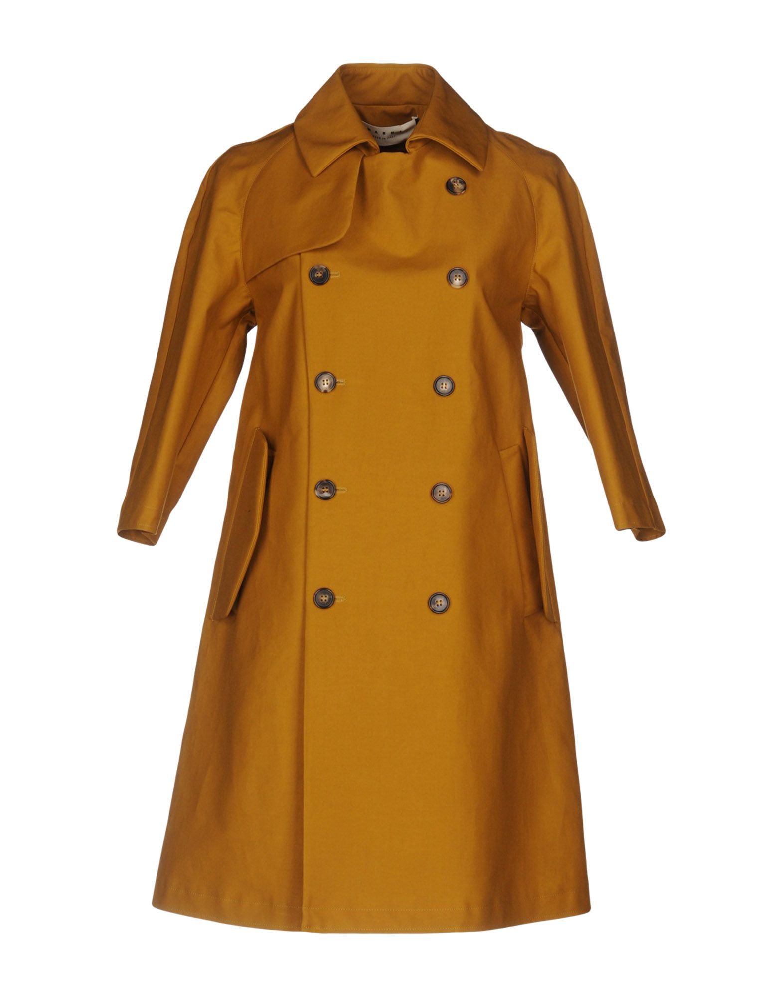 MARNI Легкое пальто mresale легкое пальто