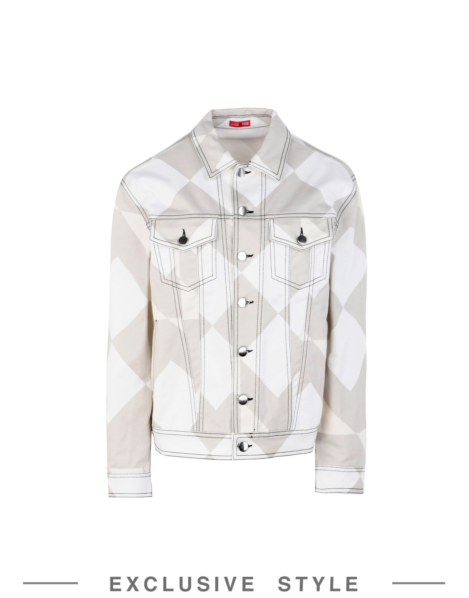 ARTHUR ARBESSER x YOOX Куртка margherita exclusively for yoox пижама