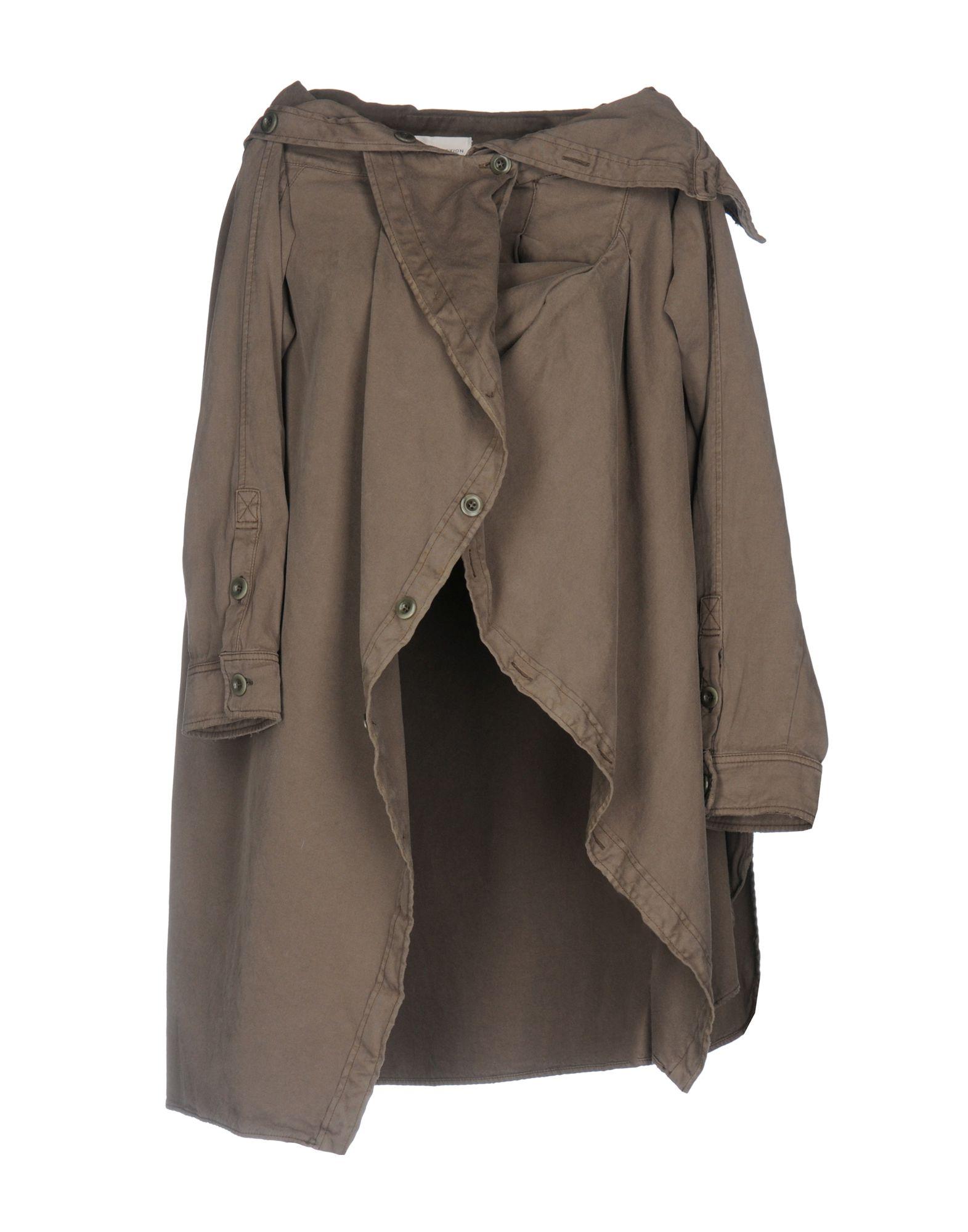FAITH CONNEXION Легкое пальто faith connexion пальто с капюшоном