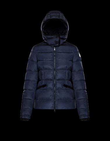 BETULA Dark blue Category Short outerwear Woman