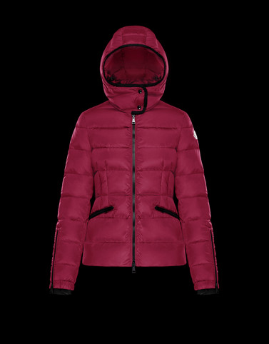 BETULA Fuchsia Short Down Jackets
