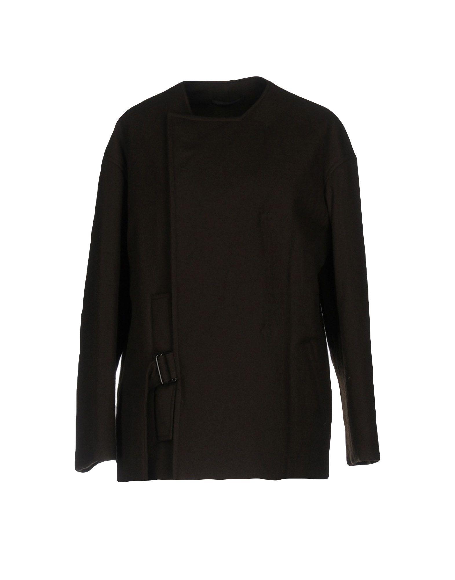 где купить YOHJI YAMAMOTO Пальто по лучшей цене