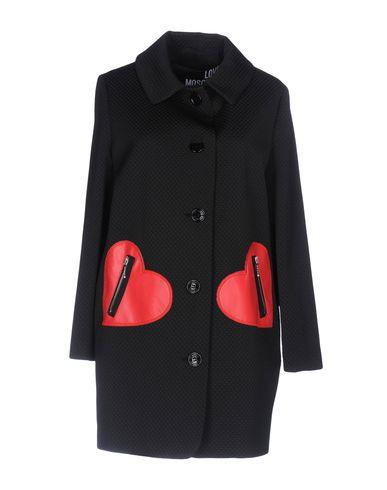 Пальто LOVE MOSCHINO 41737934FG